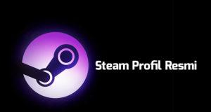 Steam Profil Resmi